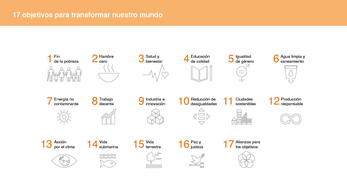 Cuáles son los Objetivos de Desarrollo Sostenible de la ONU