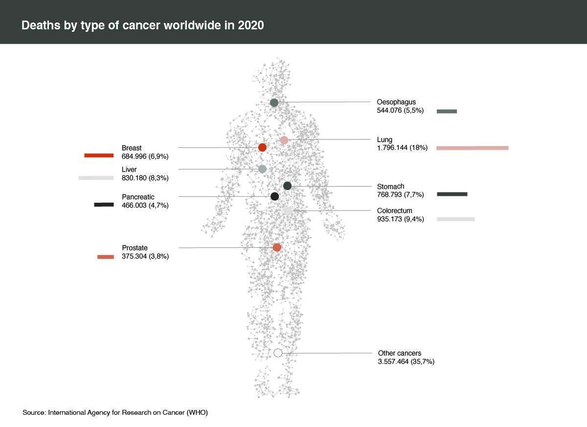How we die: causes of death worldwide
