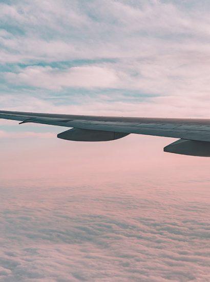 Air funeral transport